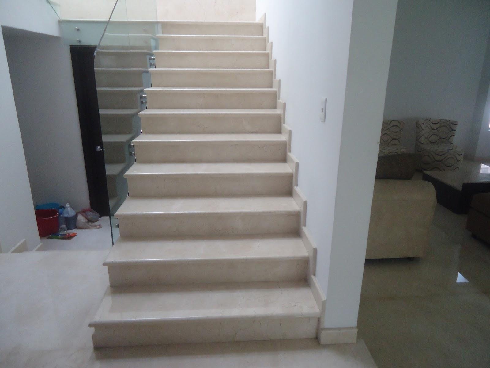 Fabricaci n pisos fachadas y cocinas escaleras m rmol y - Marmol para escaleras ...