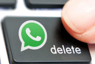 cancellare contatto in whatsapp