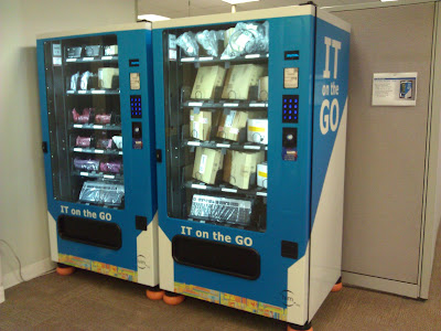 are all vending machine the same