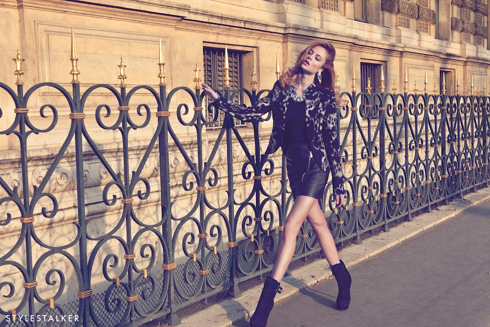 stylestalker parisienne lookbook