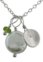 Isabelle Grace Lucky Coin Necklace