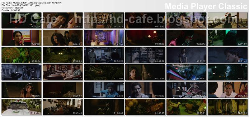 Murder 2 2011 video thumbnails
