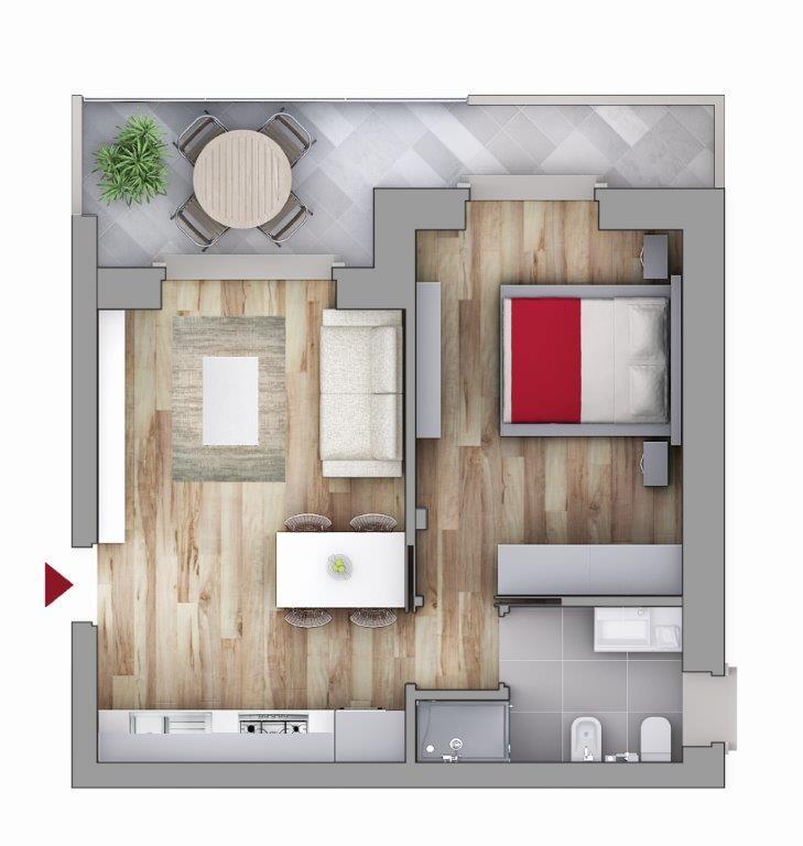 Erif real estate leonardo house la tua casa su misura for Come disegnare un piano casa passo dopo passo