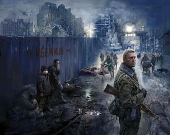 #40 Stalker Wallpaper