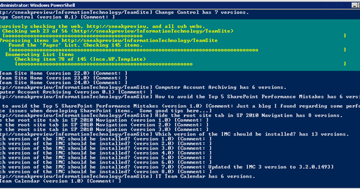 powershell write progress You will not be able to see live progress of an application's install using this  cmdlet write-progress is designed to depict the status of a running.