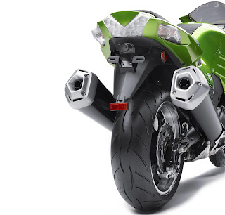 Kawasaki Ninja ZX14R