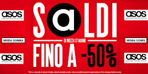 Saldi ASOS!