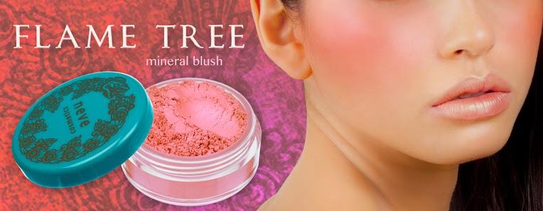 Neve Cosmetics Quetzalcoatl Flame Tree