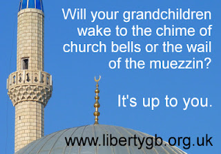 Will your grandchildren wake to the chime of church bells or the wail of the muezzin? It's up to you.