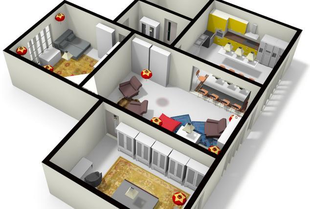 Planos de casas modelos y dise os de casas planos de for Programas diseno banos 3d gratis