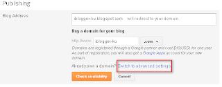 setting-domain name1