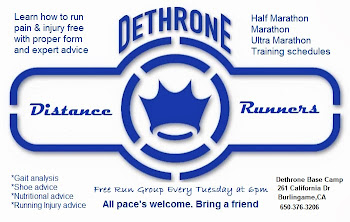 Dethrone Distance Runners