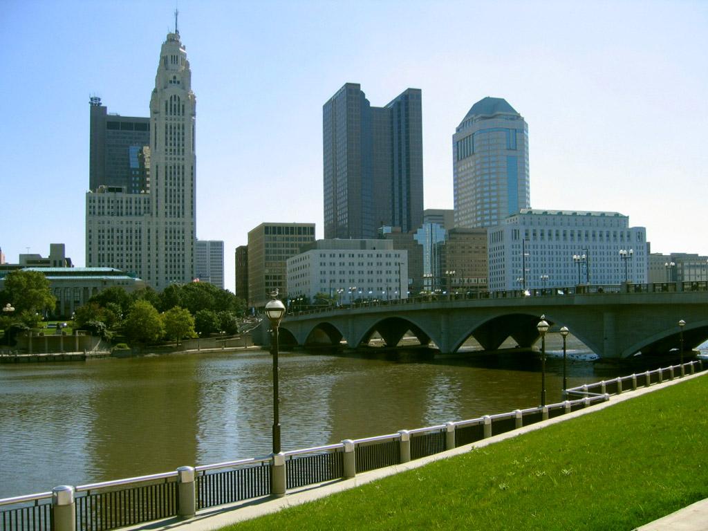 All World Visits Columbus Ohio