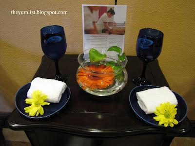 Casa del Rio, Malacca, Relaxation, massage