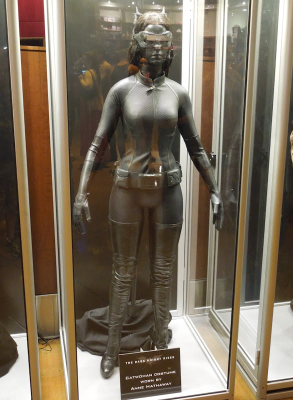 Original Dark Knight Rises Catwoman costume