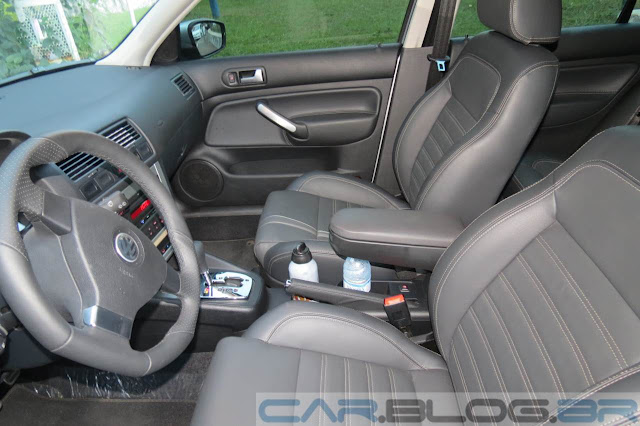VW Golf Sportline TipTronic 2014 - interior