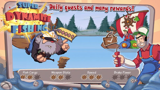 Super Dynamite Fishing Premium android app