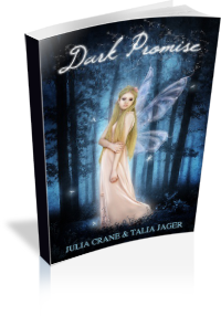 Book Cover: Dark Promise by Julia Crane & Talia Jager