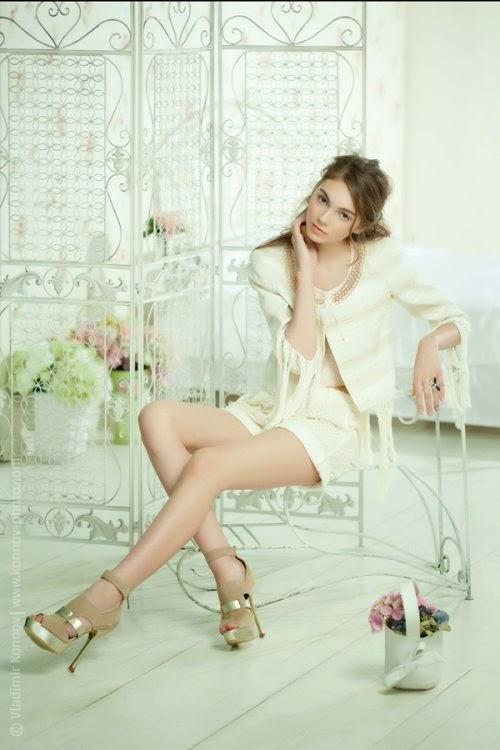 Vladimir Konnov fotografia mulheres modelos beleza russa