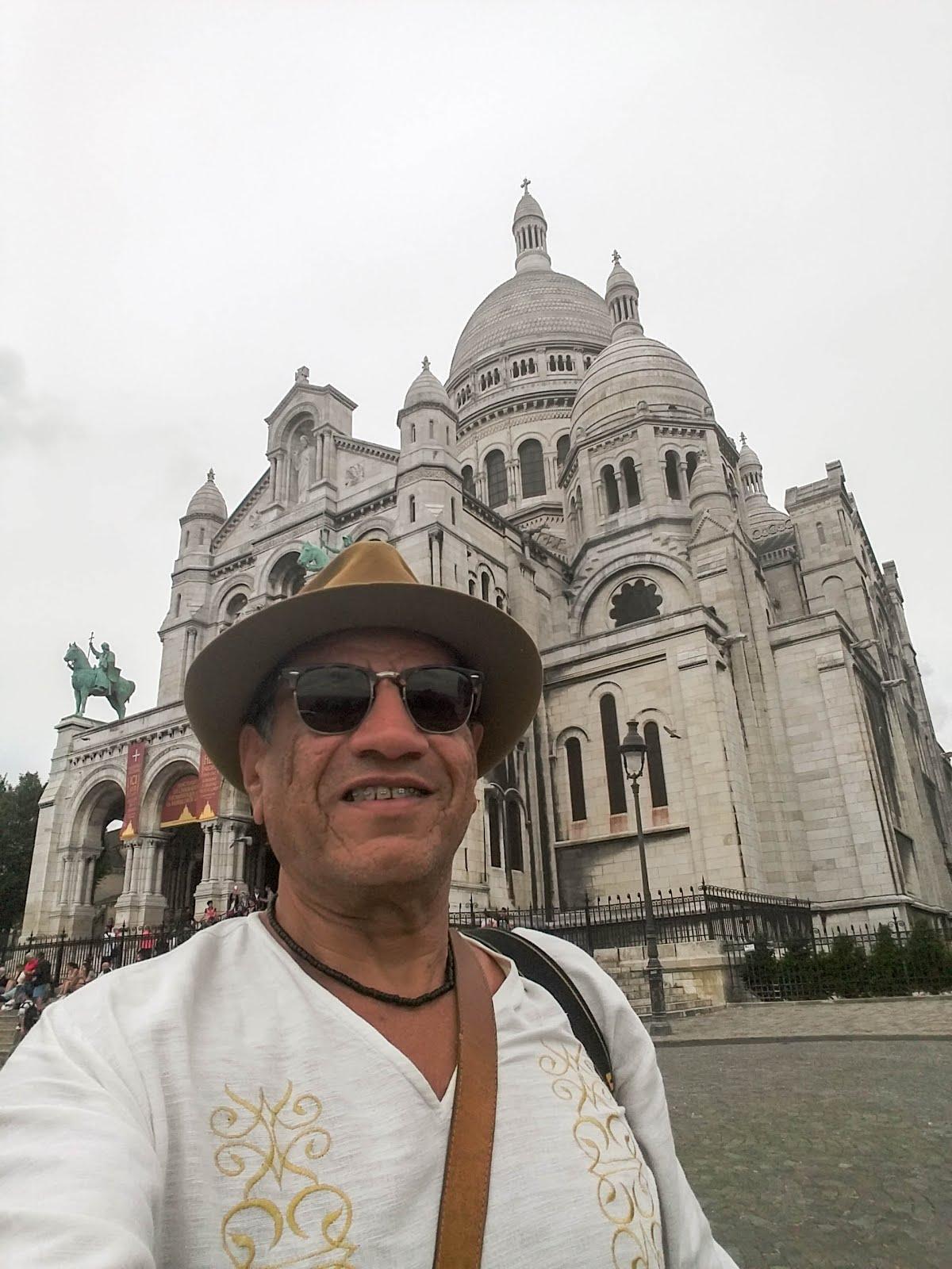 CATEDRAL SACRÉ COUER - MONTMARTRE - PARIS