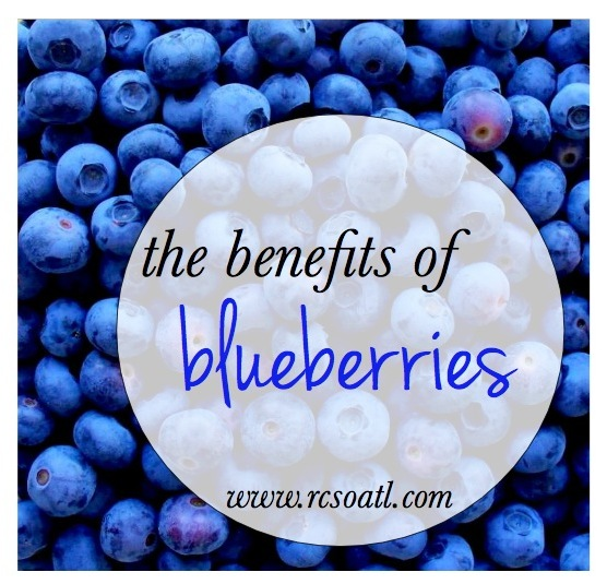 Real college student of atlanta the benefits of blueberries