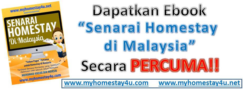 Carian Homestay Malaysia