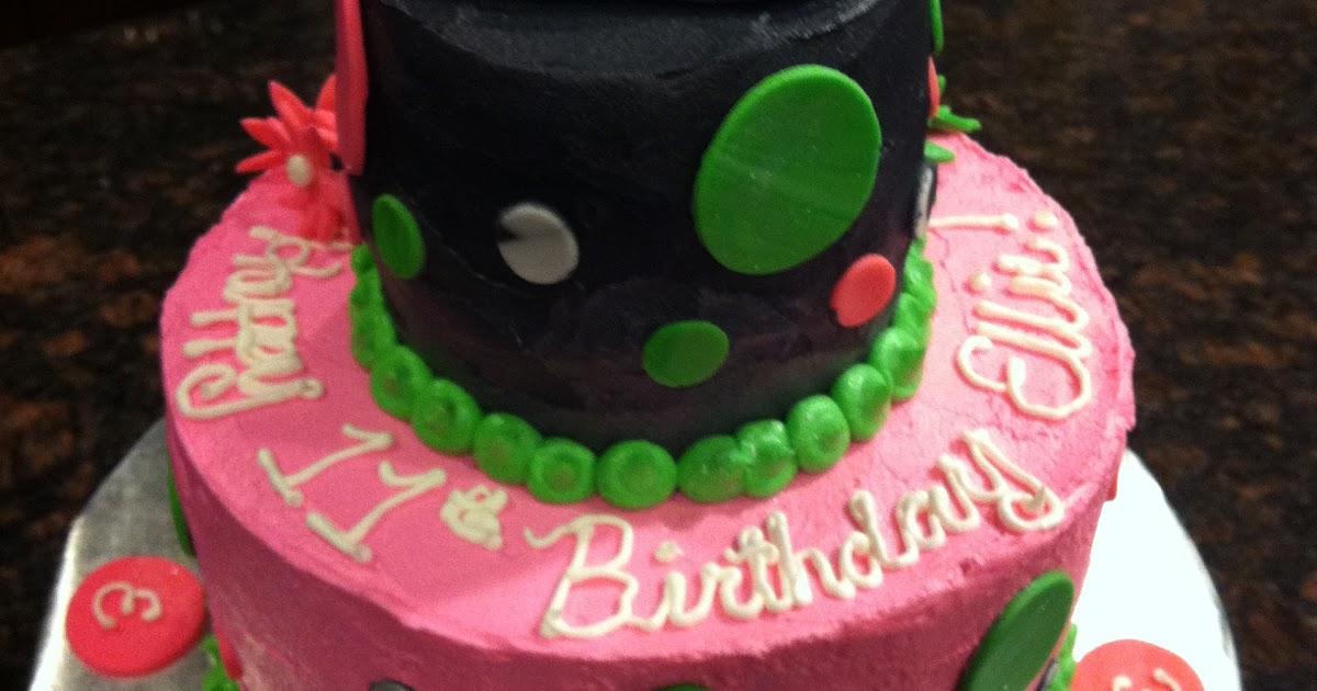 Happy Birthday Sav Cake