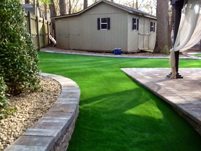Wayne's Landscaping can help you make your playgrounds and play areas safer  and more affordable. - Synthetic Grass Wayne Dickerson Landscaping, LLC