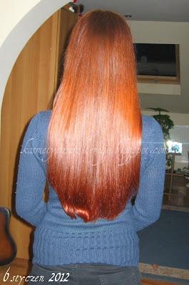 Włosy w lutym