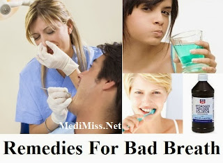 Using Hydrogen Peroxide to Treat Bad Breath