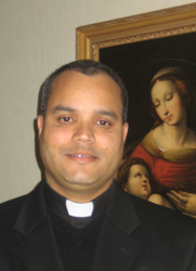 Father Villa Pastor of St. Martha Parish