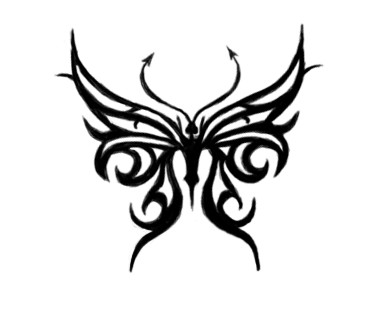 bloodybridge butterfly tattoo designs ideas for girls. Black Bedroom Furniture Sets. Home Design Ideas