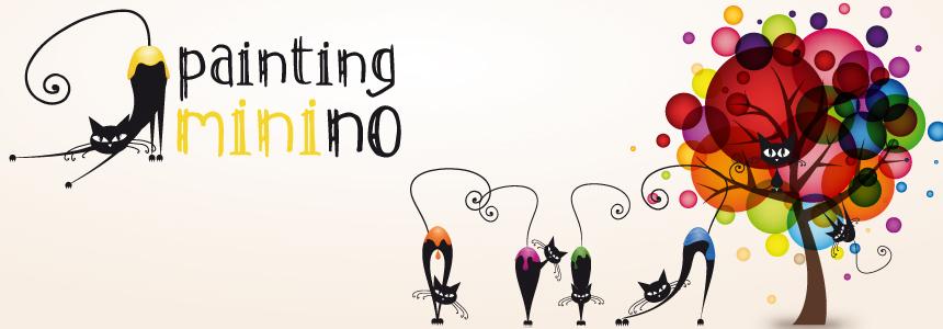 painting minino