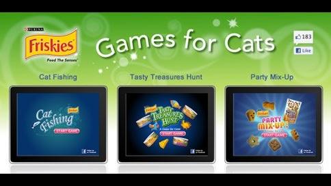Friskies Cat Games Ipad