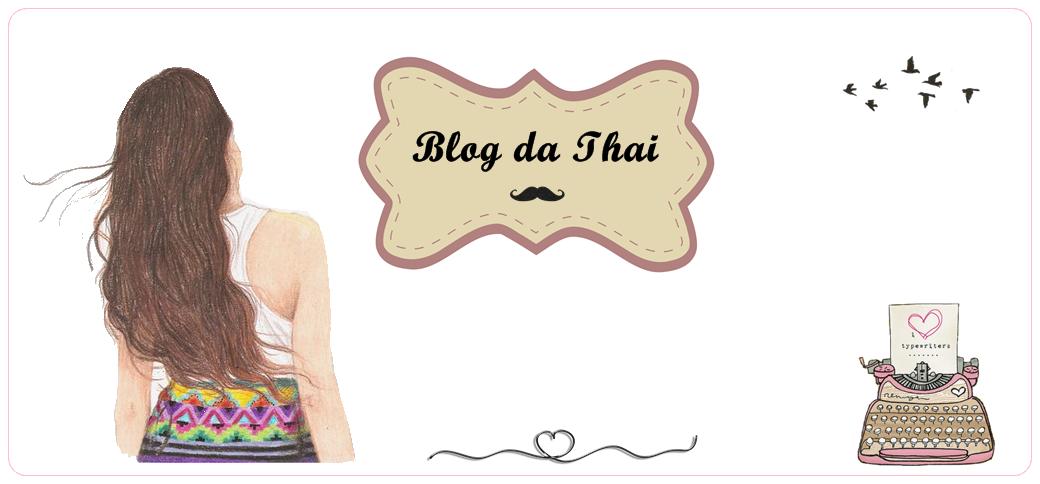 Blog da Thai
