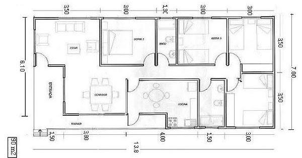 Planos de casas modelos y dise os de casas programa para for Programa para armar planos