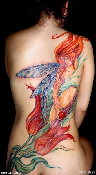 The Best Women Tattoos (Gallery 4)