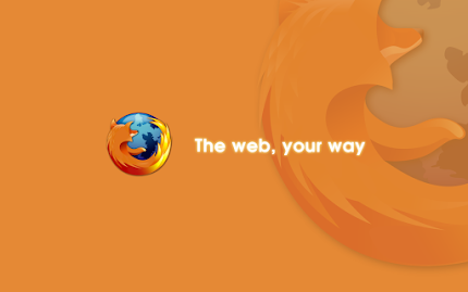 Firefox Wallpaper HD