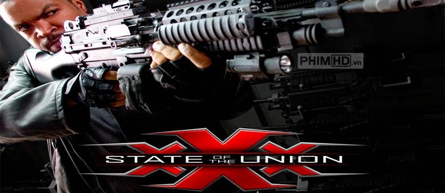 Phim Điệp Viên Siêu Hạng VietSub HD | xXx State Of The Union 2005