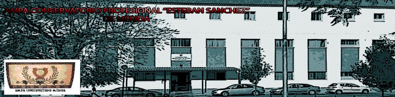 """AMPA CONSERVATORIO """"ESTEBAN SÁNCHEZ"""" de Mérida"""