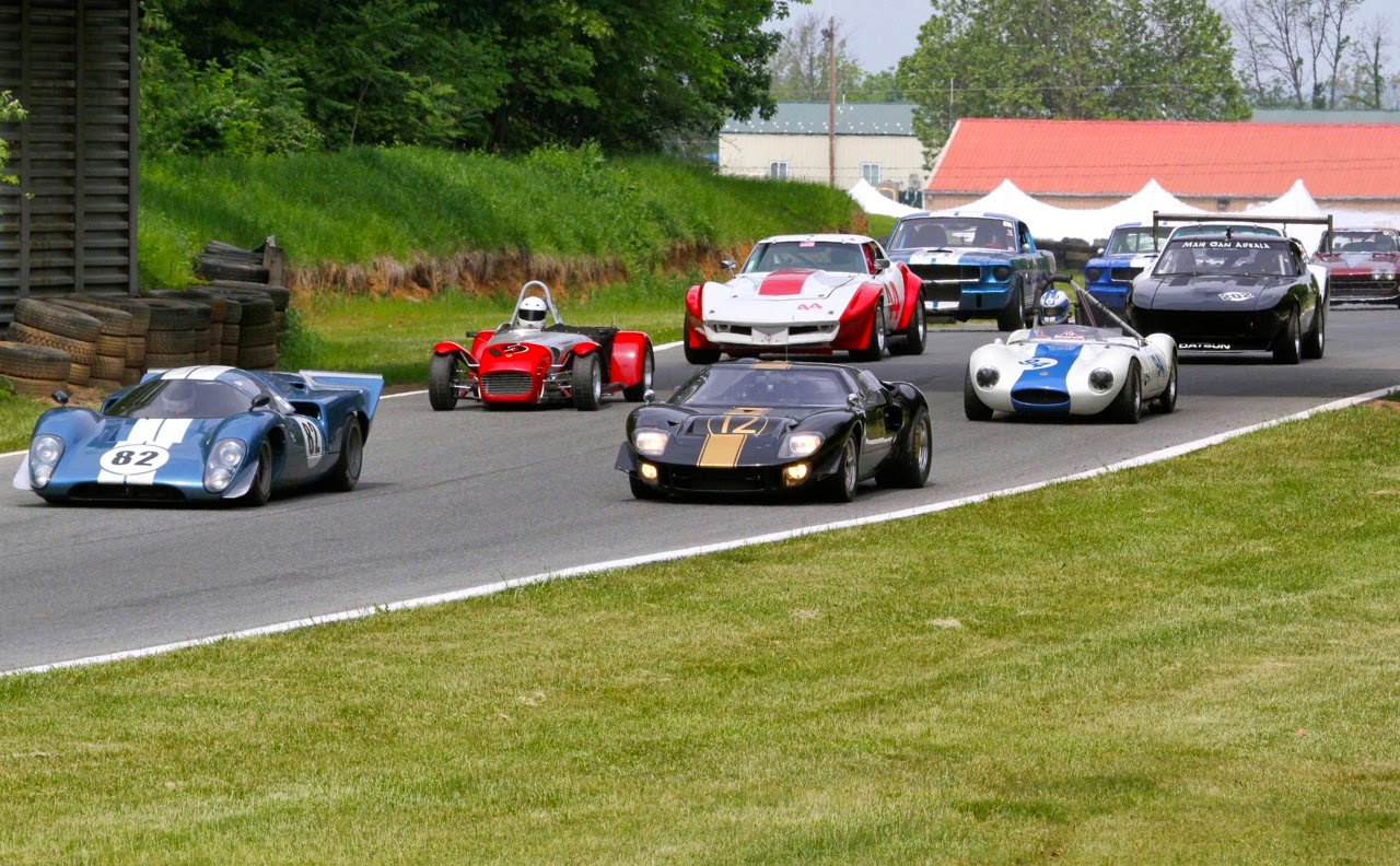 JEFFERSON 500: VINTAGE RACERS INVADE SUMMIT POINT! | Automotive ...