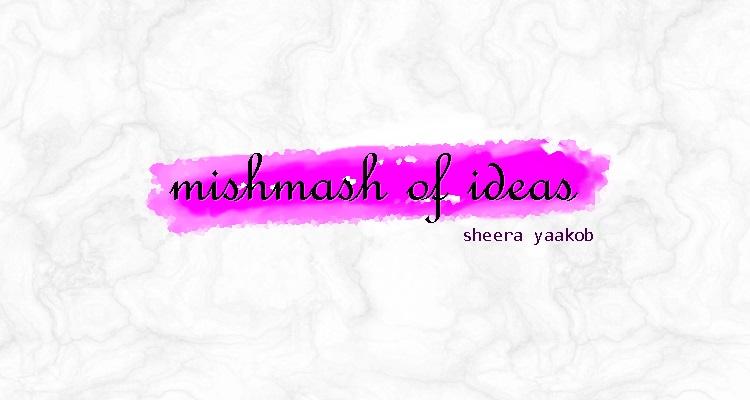 mishmash of ideas