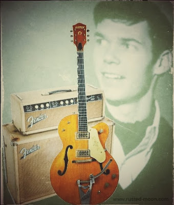 Neil Young Setup 1964-1965