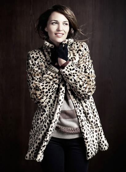 abrigos invierno 2012 mujer