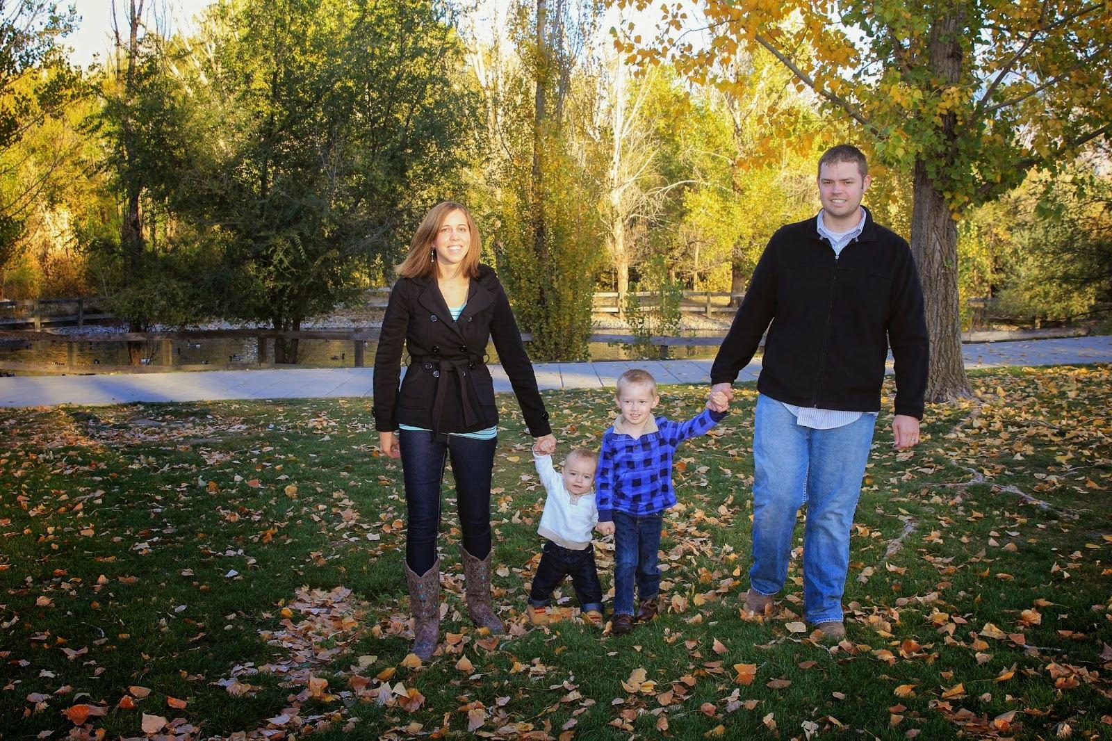 Megan, Larry, Allen, & Hayden Balsmeier