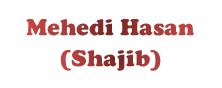 Mehedi Hasan Shajib