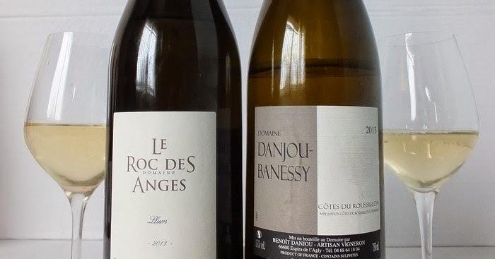 Deux grands blancs du Roussillon
