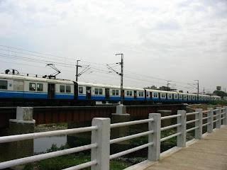 MMTS Train - Hyderabad