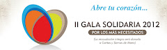 BLOGUERA OFICIAL DE LA GALA SOLIDARIA 2012