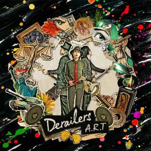 [MUSIC] Derailers – A.R.T (2014.12.03/MP3/RAR)